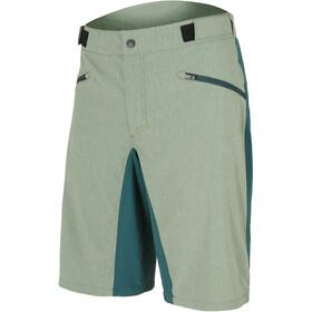 Ziener Ebner Spodnie krótkie Mężczyźni, hay green